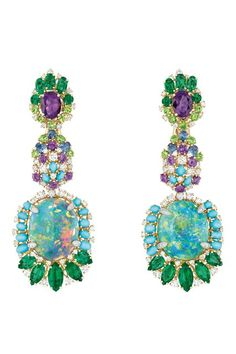 Harrods Biennale Des Antiquaires Jewellery Exhibition (Vogue.com UK)