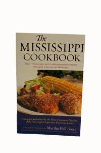 The Mississippi Cookbook, $25.00