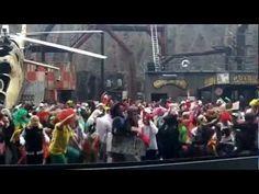 Harlem Shake im Filmpark Babelsberg