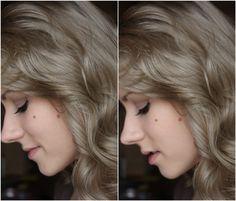 Cute Dark Ash Blonde Hair Color