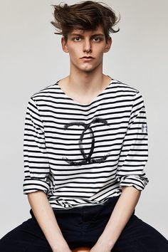 Chanel. #blackandwhite #barneybarrett #barney-barrett #menswear #mensoutfit #malemodel #mensstyle