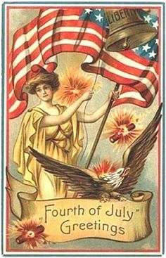 A Vintage 4th of July