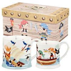 Pirates of the Seven Seas Father and Son Gift Set from Born Gifted
