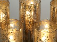 Check out the deal on 5 Piece Electric Pillar Mercury Glass Candle Set at Battery Operated Candles Tabletop Christmas Tree, Christmas Decorations, Christmas Candles, Holiday Decor, Candle Set, Candle Holders, Glass Candle, Candle Lanterns, Mercury Glass
