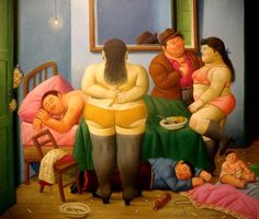 Botero , love this picture!