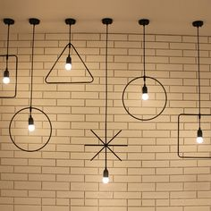 Modern Loft Industrial Ceiling Lamp Geometric Character Restaurant Bar Light Fixture Irregular Shape Coffee Shop Ceiling Light-in Ceiling Lights from Lights & Lighting on Aliexpress.com | Alibaba Group