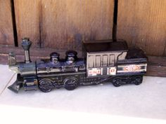 Vintage Avon 1876 Centennial Express Train Decanter