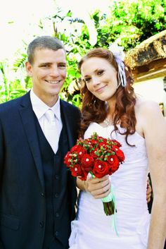 We Celebrate Our 50th Real Wedding - Annelien and Craig's Wine Farm Wedding #hitchedrealwedding
