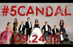 I.can't.wait #scandal returns 09.24.15