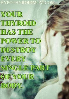The unbelievably long list of over 300 hypothyroidism symptoms. Hypothyroidism can affect every part of the body. Hashimoto Thyroid Disease, Autoimmune Thyroid Disease, Thyroid Health, Thyroid Diet, Graves Disease Symptoms, Thyroid Vitamins, Thyroid Supplements, Women's Health, Health Tips