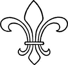 The Fleur-de-lis is the Babylonian Trinity: Nimrod, Semiramis, and Tammuz