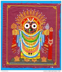 paintings jagannath - Google Search