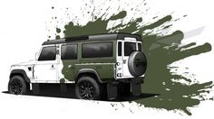 defender expedition roof contour - Google Search