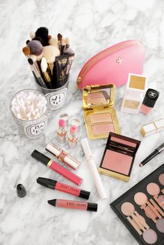 Spring Makeup Update | The Beauty Look Book