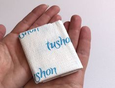 Our 3ply TUSHON Premium Toilet Seat Covers are small enough to be less than a handful of tissue but thick enough to offer complete coverage and protection. #biodegradable #flushable #nappybag #travel #parentingtips #portablehygiene #toiletseatcovers #toilettraining