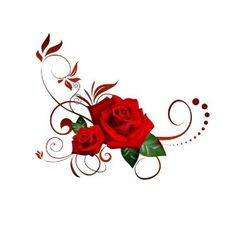 REd Rose PNG Flowers images and Clipart transparent background Red Rose Png, Red Roses, Rose Frame, Heart Frame, Flower Images, Flower Art, Rose Vines, Pearl Rose, Paper Background