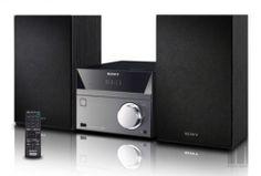 Sony CMT-S40 Mini Components Audio CD Player FM Radio 40W Power USB DVD Karaoke