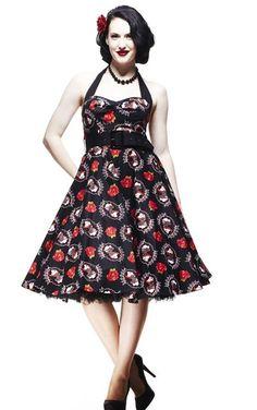 Hell Bunny - Fortuna 50s Swing Dress