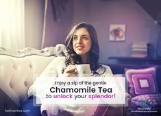 Chamomile tea is an effective natural remedy in traditional medicine for many centuries. It has numerous health, beauty and medicinal benefits. Have a look and enjoy reading it.