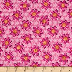 Kozy Kitties Fun Flower Pink