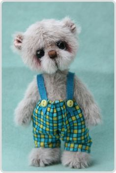 "3.35"" tall Bo - PIPKINS BEARS"