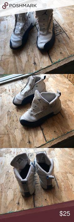 Jordan's size 12.5C Good condition. No shoe strings included. Air Jordan Shoes Sneakers