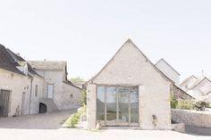 Hugh Strange Architects: Architecture Archive in Somerset - Thisispaper Magazine