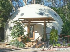 ECO-D: Geodesic Domes