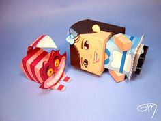 Paper Toys: Paper Toys Children