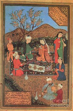 persian-miniature-painting-photo-persian-art.jpg 595×900 pixels
