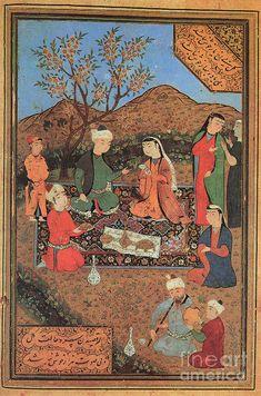 persian-miniature-painting-photo-persian-art.jpg 595×900 pixels