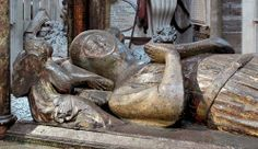 Edmund Plantagenet, 1st Earl of Lancaster and Leicester (16 January 1245 – 5 June 1296) son of Henry III, King of England. Buried in Edward the Confessor's Chapel, Westminster Abbey.