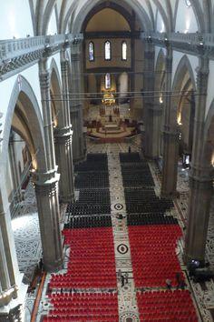 The Duomo inside