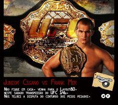 UFC - nos telões do Layout80
