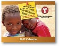 Calendars are for sale through local YMCA membership centres or at the YMCA Association office at 22 Grove St W, in Barrie. 2012 Calendar, Sierra Leone, Charity, Japan