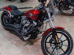 Harley-Davidson : Softail 2013 HARLEY-DAVIDSON FXSB 103 BREAKOUT