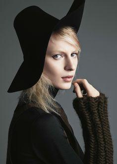 Model/ Julia Nobis . Photo taken by Patrick Demarcheller