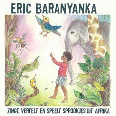 Eric Baranyanka zingt, vertelt en speelt sprookjes uit Afrika | Eric Baranyanka: Drie Afrikaanse verhalen die vroeger onder de babbelboom…