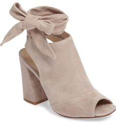 soft suede cool-weather transition bootie @nordstrom #Nordstrom