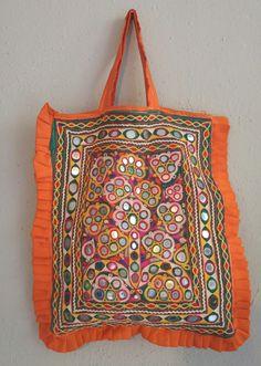 Kutchi Bag von MiriamStrehlau auf Etsy