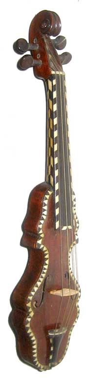 violin from 1850 I like the ornamentation, why cant it be like that now?! I want to paint roses on ny violin now (':