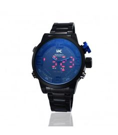 Yaki Mens Analog Quartz and Digital Wrist Watch 931