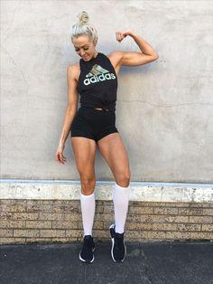 Body goals  #fitandheal #FemaleFitnessModels