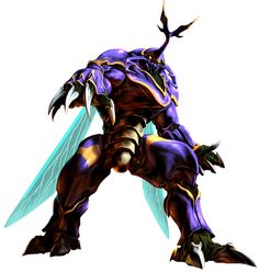 Stun - Insect from Bloody Roar 3