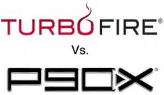I prefer TurboFire, but I have not yet tried p90x. I agree combining the two would be awesome. You get your cardio AND strength! www.beachbodycoach.com/brandipuzonia