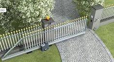 mẫu cổng xếp lùa di động cao cấp nhất Garden Bridge, Toddler Bed, Deck, Outdoor Structures, Outdoor Decor, Home Decor, Cap, Homemade Home Decor, Baseball Hat