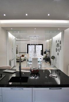 MoLo house: Cucina in stile in stile Moderno di Salvatore Nigrelli Architetto