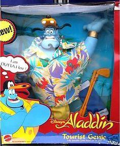 Genie Tourist Aladdin Disney Fully Posable Dressed As Goofy by mattel, http://www.amazon.com/dp/B001LNWAXU/ref=cm_sw_r_pi_dp_c69uqb02327F4