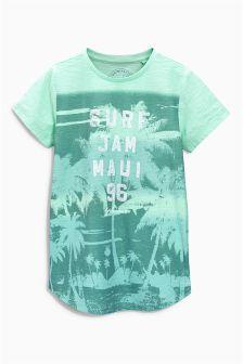Surf Jam Maui T-Shirt (3-16yrs)