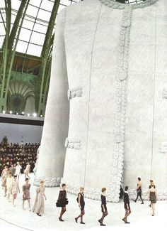 Chanel fashion show